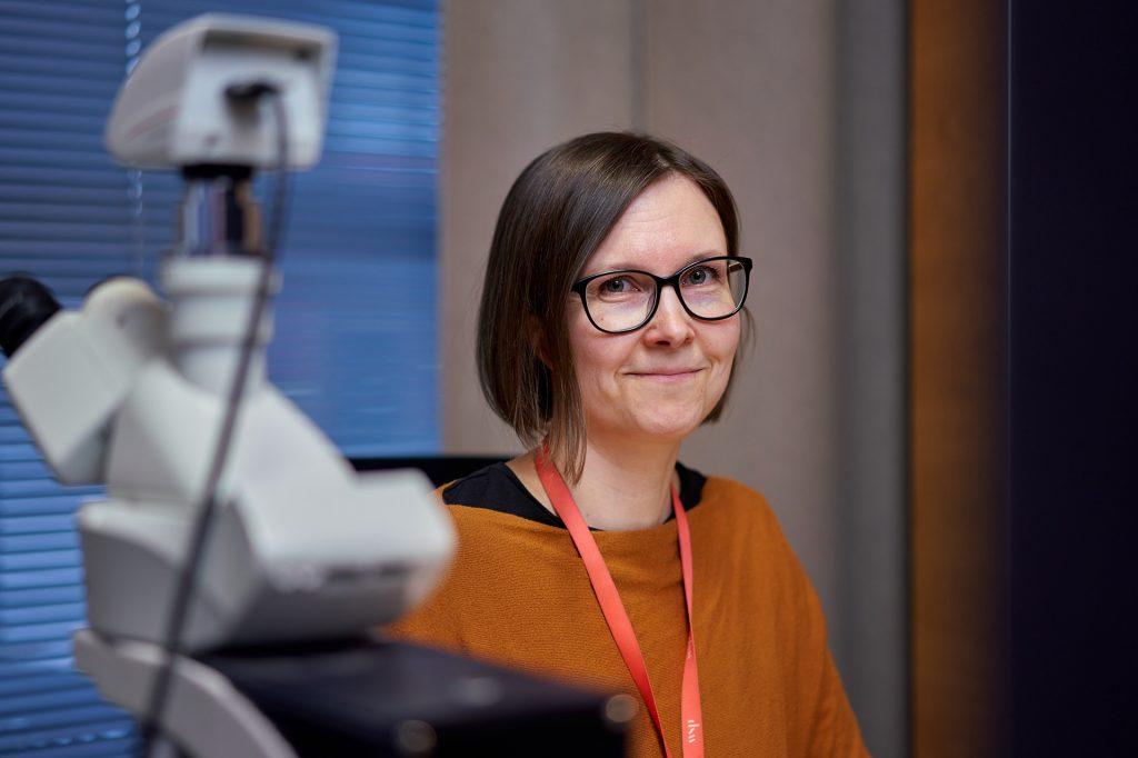 Geologi Anne Huhta
