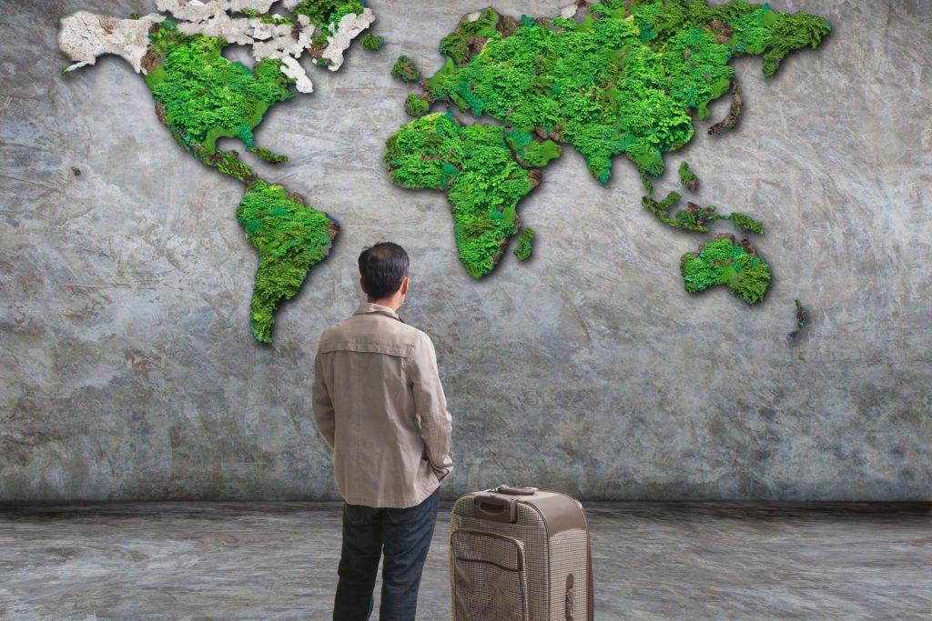 Töihin ulkomaille - apua Loimusta