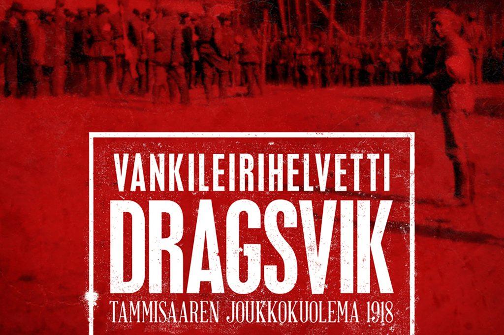 Kansikuva kirjasta Vankileirihelvetti Dragsvik