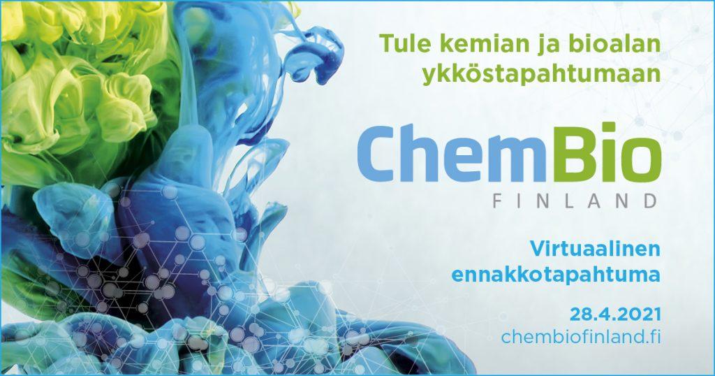 ChemBio 2021 Uraseminaari banneri